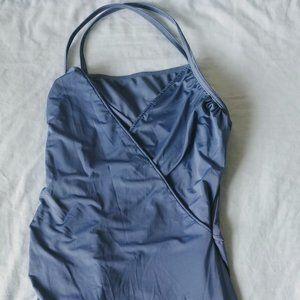 Balera  Matte Jersey Wrap Dress